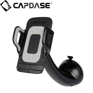 【スマートフォン用車載フォルダー】CAPDASE Car Mount Flexi カーマウント・フレクシー ブラック/ブラック