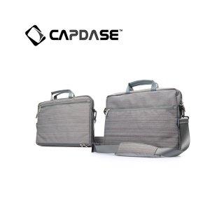 【ショルダーバッグになるケース】 CAPDASE MacBook 15インチ対応 mKeeper Shoulder Bag Gento Plus  Grey