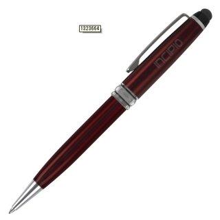 【スタイラス機能付きボールペン】 Incipio Inscribe Executive Stylus & Pen  Red