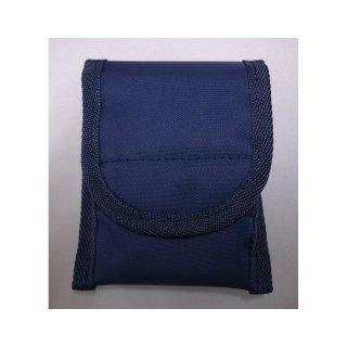 【丈夫なスリーブタイプケース】 GauGau Universal Mobile Pouch Ver. 2.0  Lakewood-Nylon Navy Blue