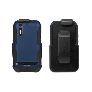 【ホルスターセットのハードケース】 SEIDIO au MOTOROLA PHOTON ISW11M Active Case Holster Combo  Blue