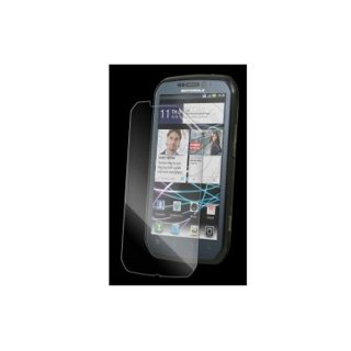 【透明度の高い液晶保護フィルム】 ZAGG Inc. Motorola Photon ISW11M invisibleSHIELD Screen Protector
