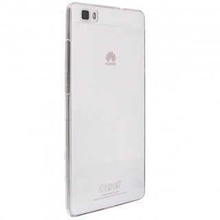 【Huawei P8lite クリアーケース】 GauGau Huawei P8lite/Y!mobile LUMIERE 503HW Rear Cover Case  Clear