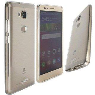 【スリムタイプソフトケース】 hvYourOwn Huawei GR5 GummiShell MOYA LITE  Clear グミ・シェル モヤ