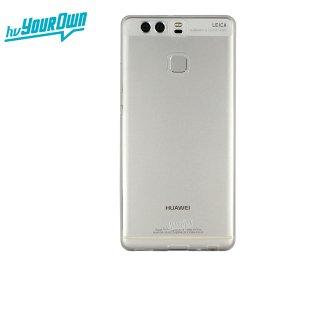 【スリムタイプソフトケース】 hvYourOwn Huawei P9 GummiShell MOYA LITE グミ・シェル モヤ ライト  クリアー