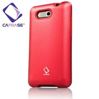 CAPDASE EMOBILE S31HT/HTC Aria 用 Alumor Metal Case with ScreenGuard  Solid Mahogany