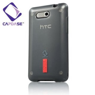 【定番のソフトケース】 CAPDASE EMOBILE S31HT/HTC Aria/HD mini 用 Soft Jacket 2 XPOSE  Black