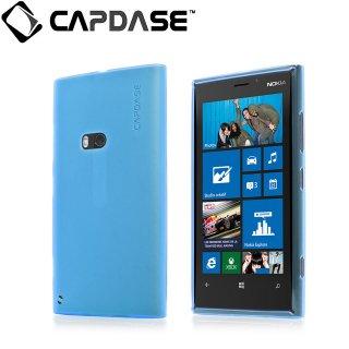 【定番のソフトケース】 CAPDASE Nokia Lumia 920 Soft Jacket 2 XPOSE  Blue