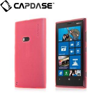 【定番のソフトケース】 CAPDASE Nokia Lumia 920 Soft Jacket 2 XPOSE  Red