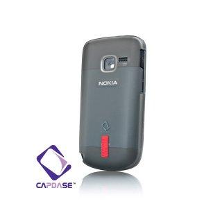 【定番のソフトケース】 CAPDASE Nokia C3 Soft Jacket 2 XPOSE クリアーブラック