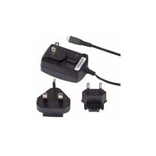 【純正充電器】 BlackBerry Travel Charger  N. America (Japan)  EU  UK - for microUSB