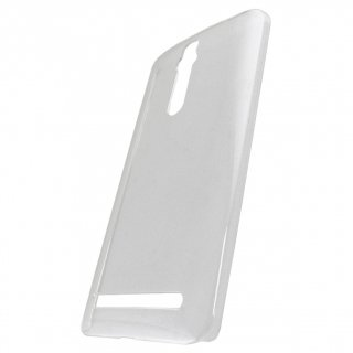 【ASUS ZenFone 2 クリアーケース】 GauGau ASUS ZenFone2 (ZE551ML)  Rear Cover Case  Clear (透明なハードケース)