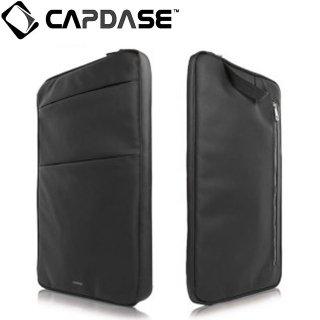 【13インチタブレット 用キャリーバッグ】 CAPDASE Tablet Carrying Bag  Agenda  Black