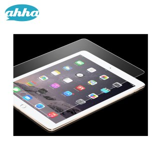 【iPad Air2 の液晶画面を硬度9Hの強化ガラスフィルムで保護!】 ahha Invisible Tempered Glass(0.4mm) iPad Air2