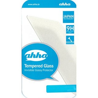 【iPhone6s/6の液晶画面を硬度9Hの強化ガラスフィルムで保護!】 ahha Invisible Tempered Glass(0.33mm)