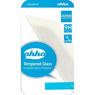 【硬度9Hの強化ガラスフィルムで液晶を保護!】 ahha Invisible Tempered Glass(0.33mm)Xperia Z5 Compact SO-02H