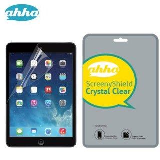 【透明度の高い液晶保護フィルム】ahha iPad mini 2/1 液晶保護シート モンシールド クリスタル・クリアー