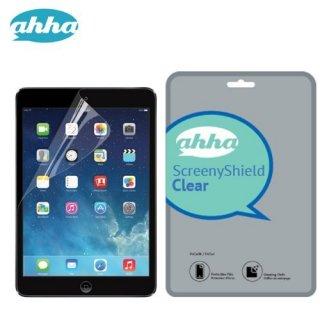 【ノーマルタイプの液晶保護フィルム】 ahha iPad mini 2/1 用液晶保護シート モンシールド クリアー
