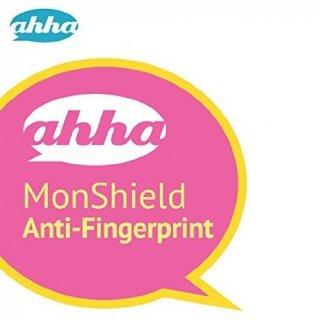 【指紋や脂が付きにくい】 ahha ASUS ZenFone 5 MonShield Anti-Fingerprint 液晶保護フィルム