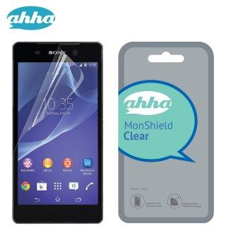 【ノーマルタイプの液晶保護フィルム】 ahha Sony Xperia Z3 SO-01G/SOL26/401SO MonShield Clear