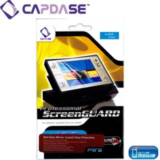 CAPDASE DELL Streak SoftBank 001DL ScreenGuard Red mira 「レッドミラー」 液晶保護フィルム