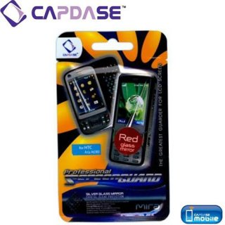 CAPDASE EMOBILE S31HT/HTC Aria ScreenGuard 'Red Glass Mirror' 「レッドミラー」 液晶保護フィルム