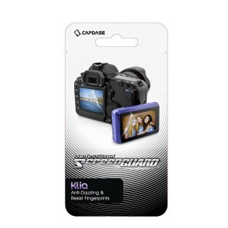 CAPDASE GALAXY Camera Screen Guard Klia 「ハイパー・クリアー光沢」液晶保護フィルム