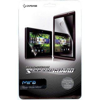 CAPDASE GALAXY Tab 7.0 Plus SC-02D ScreenGuard Silver mira 「シルバーミラー」 液晶保護フィルム
