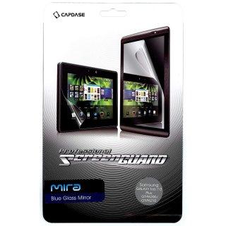 CAPDASE GALAXY Tab 7.0 Plus SC-02D ScreenGuard Blue mira 「ブルーミラー」 液晶保護フィルム
