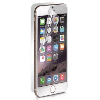 【液晶+背面】 ahha iPhone 6s Plus/6 Plus  用保護フィルムセット フルシールド クリスタル・クリアー