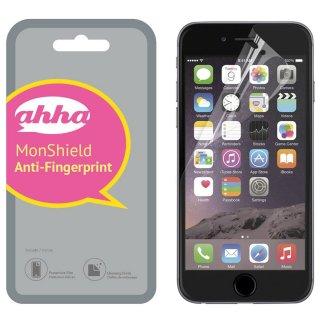 【指紋や脂が付きにくい】 ahha iPhone 6s Plus/6 Plus  用液晶保護フィルム モンシールド アンチフィンガープリント