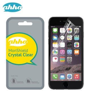 【透明度の高い】 ahha iPhone 6s Plus/6 Plus  用液晶保護フィルム モンシールド クリスタル・クリアー