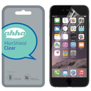 【ノーマルタイプの液晶保護フィルム】 ahha iPhone 6s Plus/6 Plus  用液晶保護フィルム モンシールド クリアー