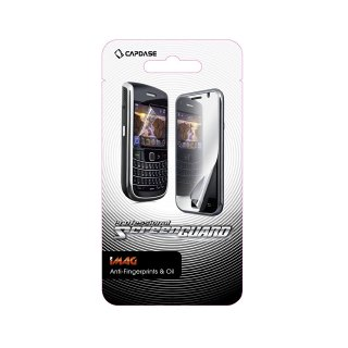 CAPDASE BlackBerry Curve 9300 ScreenGuard iMAG 「ツヤ消しタイプ」 液晶保護フィルム