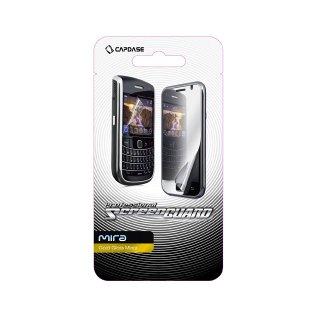 CAPDASE BlackBerry Curve 9380 ScreenGuard Gold mira 「ゴールドミラー」 液晶保護フィルム