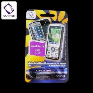 CAPDASE BlackBerry Bold 9780/9700 ScreenGuard silver mira 「シルバーミラータイプ」 液晶保護フィルム