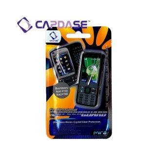 CAPDASE BlackBerry Bold 9780/9700 ScreenGuard Blue Mira 「ブルーミラータイプ」 液晶保護フィルム