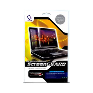 CAPDASE BlackBerry PlayBook/PlayBook 4G LTE ScreenGuard Blue mira 「ブルーミラー」 液晶保護フィルム
