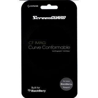 【ツヤ消し液晶保護フィルム】 CAPDASE BlackBerry Passport Screen Guard CF iMAG 「ツヤ消しタイプ」