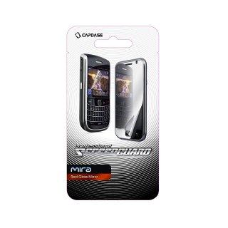 CAPDASE BlackBerry Z10 ScreenGuard red mira 「レッドミラータイプ」 液晶保護フィルム