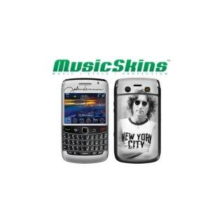 【本体保護フィルム】 Music Skins BlackBerry Bold 9780 - ジョン レノン - NYC