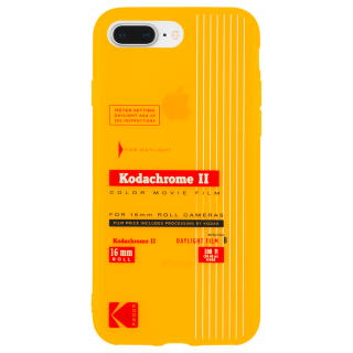 【7月上旬入荷予定】【Case-Mate×Kodak コラボ】  iPhone 8 Plus Case Kodak Vintage Kodachrome II Print