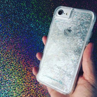 【iPhone8 Case-Mate 人気No.1ケース】iPhone8/7/6s/6 Waterfall - Iridescent