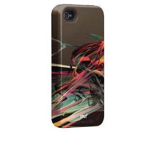 【衝撃に強いデザインケース】 iPhone 4S/4 Hybrid Tough Case, Feral 2