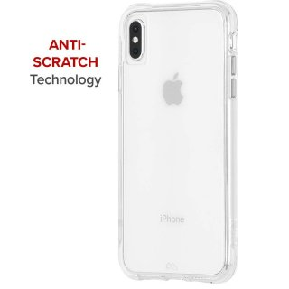 【ガラスフィルム付き!】iPhoneXS Max Tough Clear and Screen Protector