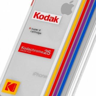 <img class='new_mark_img1' src='https://img.shop-pro.jp/img/new/icons1.gif' style='border:none;display:inline;margin:0px;padding:0px;width:auto;' />【Case-Mate×Kodak コラボ】 iPhone 11 / 11 Pro / 11 Pro Max Case Kodak - Striped Kodachrome Super 8