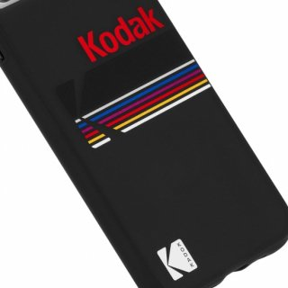 <img class='new_mark_img1' src='https://img.shop-pro.jp/img/new/icons1.gif' style='border:none;display:inline;margin:0px;padding:0px;width:auto;' />【Case-Mate×Kodak コラボ】 iPhone 11 / 11 Pro / 11 Pro Max Case Kodak - Matte Black + Shiny Black Logo