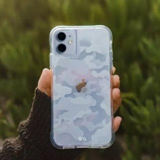 【迷彩柄ケースで周囲に溶け込もう】 iPhone 11 / 11 Pro / 11 Pro Max Case Tough - Clearly Camo