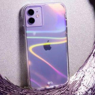 <img class='new_mark_img1' src='https://img.shop-pro.jp/img/new/icons1.gif' style='border:none;display:inline;margin:0px;padding:0px;width:auto;' />【シャボン玉をイメージした素敵なiPhoneケース】 iPhone 11 / 11 Pro / 11 Pro Max Case Soap Bubble