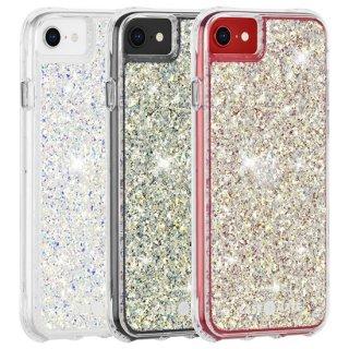 【夜空にきらめく星のような美しさ!】 iPhone SE(第2世代/2020年発売) / 8 / 7 / 6s / 6 Case Twinkle Stardust